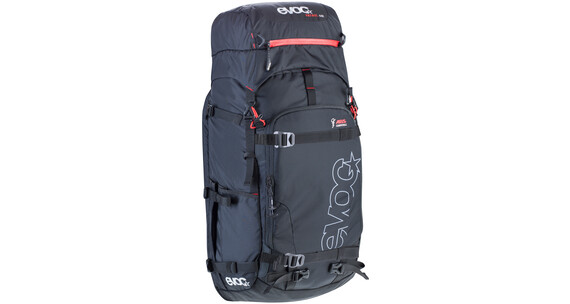 Evoc Zip-On ABS - Patrol Lavinerygsæk 40L+ sort